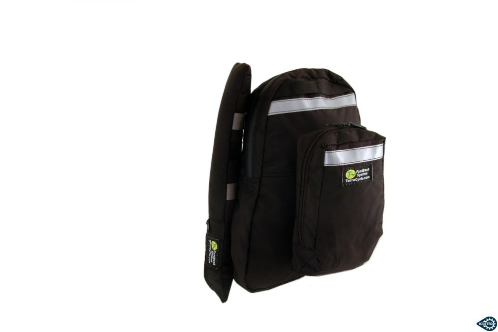 The FastBack Pump Pack can be combined with other TerraCycle packs (sold seperately)