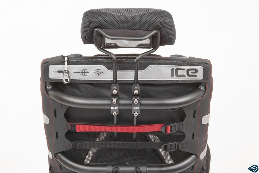 Seat cover ICE Ergo Luxe for seat frame ICE Sprint
