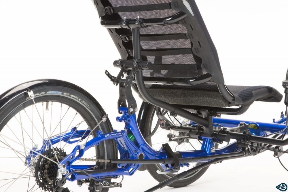 Seat Riser for ICE Adventure and ICE Adventure HD