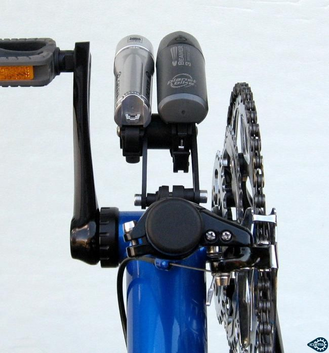 Extender TerraCycle for Accessory Mounts 15 mm