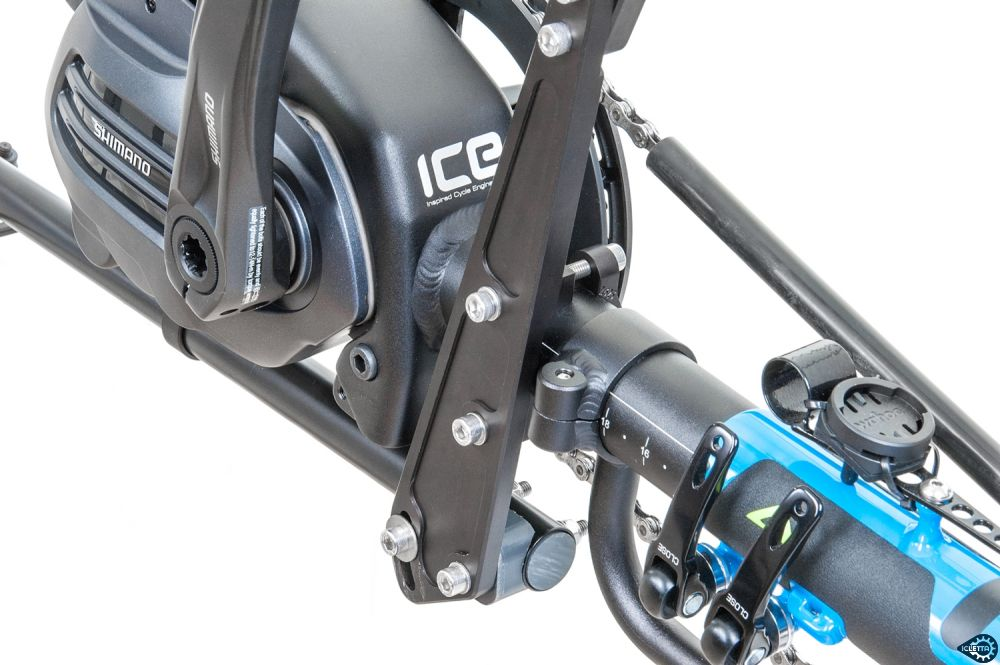 The TerraCycle WINTR mount lets you remove your WGX fairing by just losening 2 screws