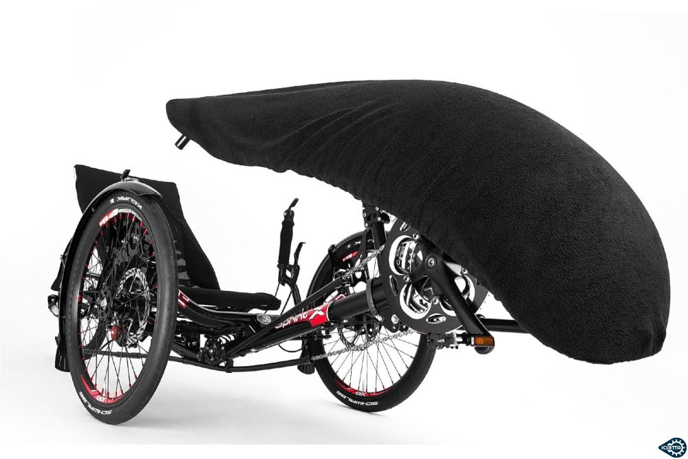 Cover for TerraCycle WGX Fairing