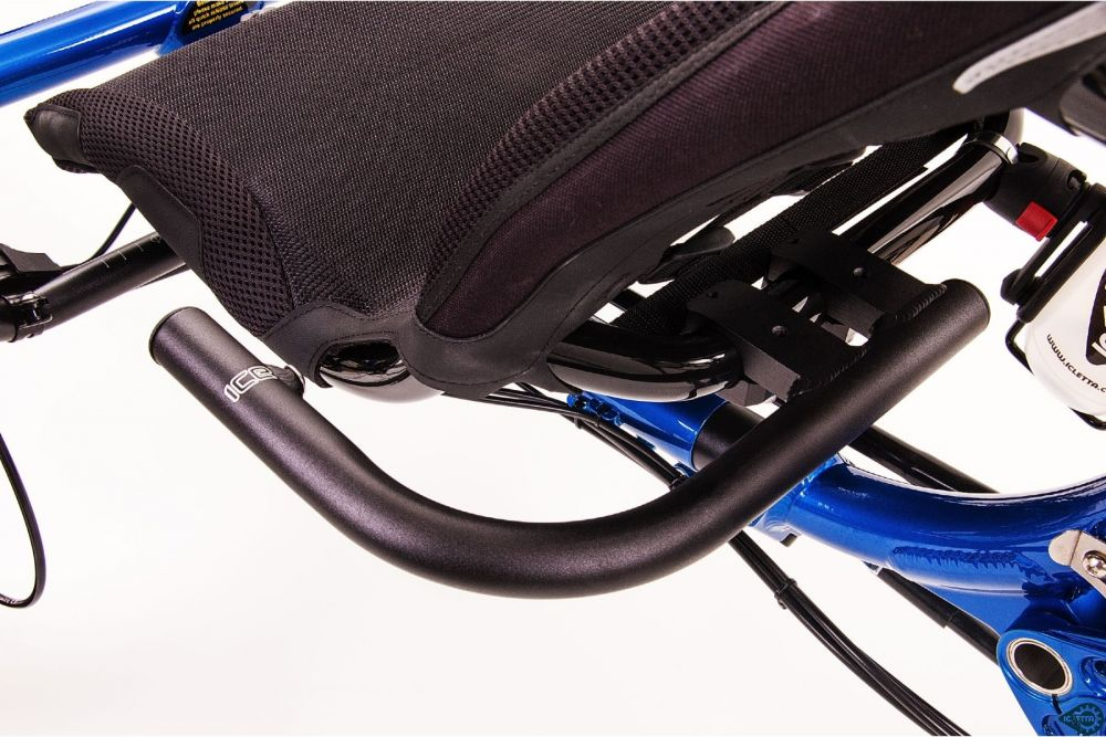 Side Bag Mount for ICE Trikes