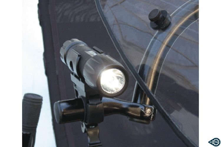 Light Mount for Windwrap WGX and GX Fairing